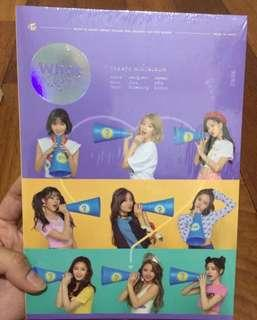 TWICE - What is Love ? (SEALED)
