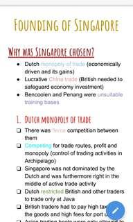 DETAILED SEC 2 HISTORY NOTES