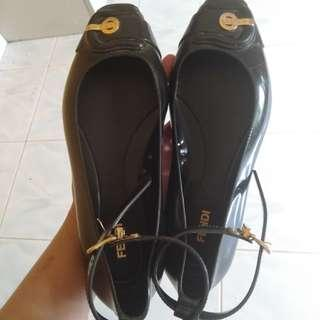 AUTHENTIC FENDI JELLY SHOES