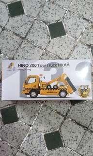 微影HINO 拖車No.133