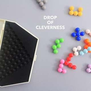 """🚚 """"DROP OF CLEVERNESS"""" Brain Game"""