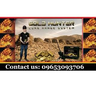 Gold Hunter Device Long range locator and Gold detector
