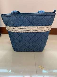 Naraya blue bag