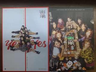 [READY STOCK]TWICE YES OR YES UNSEALED ALBUM