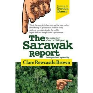 Brand New - The Sarawak Report by Clare Newcastle Brown - Paperback