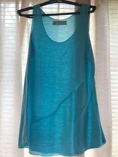 Blue Sando from Thailand