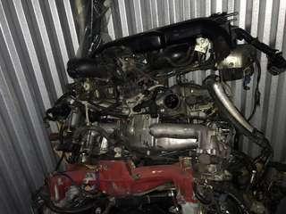 Subaru manifold