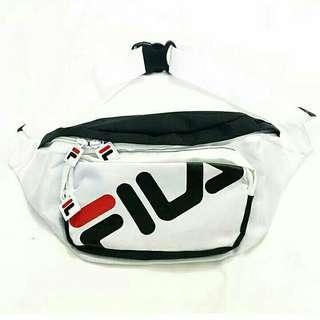 Fila White Belt Bag