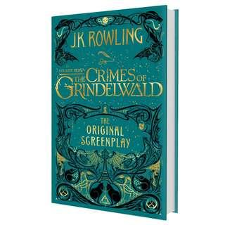 Brand New - The Crimes of Grindelwald - Hardcover