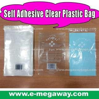 #Self-Adhesive #Adhesive #Pouch #Clothing #Accessories #Food #Garment #Underwear #Bra #Wear #Bag #Plastic #Clear #Pack #Pac #Visible #Transparent #See-through #Organizer #Snack #Food #Storage #Megaway @MegawayBags #MegawayBags #CC-1603 自貼袋 #收納袋 #透明 #膠袋