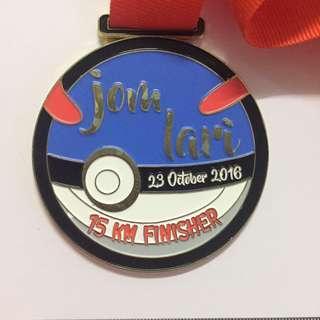 Medal - Pokeball