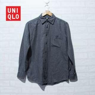 UNIQLO Flannel Dark Grey