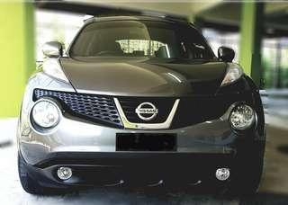 Hot Model!! Nissan Juke 1.6 Turbo (A)