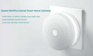 Xiaomi Mijia Gateway 2 Updated Version With Online Radio Support Aqara Product