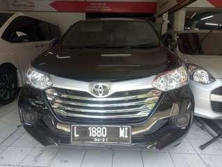 All New Avanza 1.3 E Manual th 2016 low KM