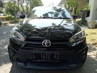 Yaris 1.5 S TRD Sportivo Automatic th 2014