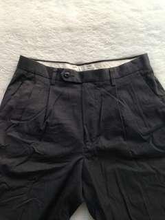 Uniqlo Dark Grey Chino Pants