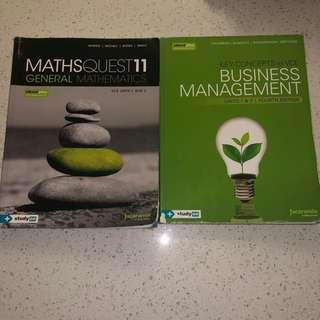 Business Management & General Maths