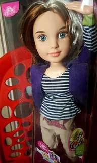 Jenny Doll 可用 Blythe  假髮 not is Barbie
