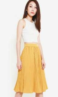 AWE Clarice pleat skirt BNIB - price reduced !