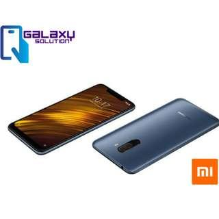 Mi Pocophone F1 Hot Model 6+128 rm1499 Now Offer rm1279