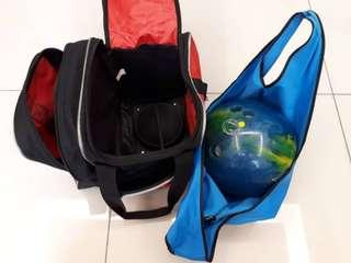 #POST1111 Bowling Set (Ball & Bag only)