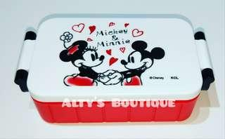 Disney Mickey and Minnie Mouse MinI Lunch Box