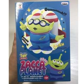 Disney Toy Story Zacca Planet Rocket Case Figure