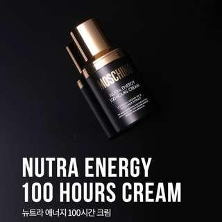Moschino x TonyMoly Nutra Energy 100 Hours Cream 能量保濕面霜 50ml Tony Moly