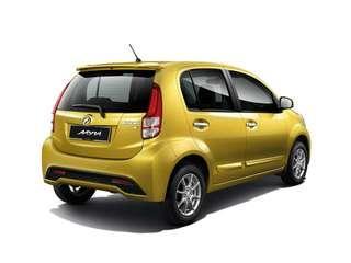 Perodua Myvi 1.3 Sewa Murah