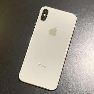 【極新】iPhone X 256G 白