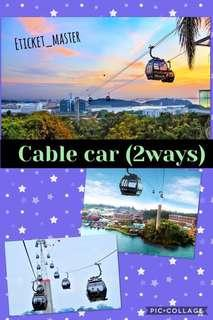 CABLE CAR (2 ways)