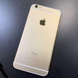 【完美無傷】iPhone 6s plus 64G 金