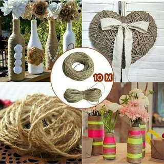 Jute Strings Design Craft Carousell Singapore