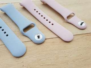 🚚 Fitbit Charge 3 Replacement Strap Band Rubber Leather