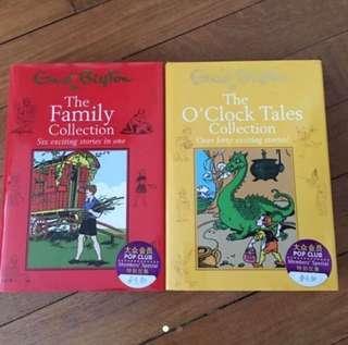Story Books ( Enid Blyton )