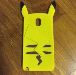 Pikachu Phone Case For Samsung Note 3