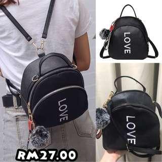 Bagpack sling bag