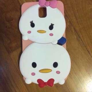 Tsum Tsum Donald Duck & Daisy Phone Case For Samsung Note 3