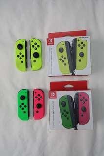 Nintendo switch joy con controlled