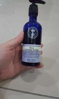 Neal's Yard Remedies Rose Facial Wash- 100ml