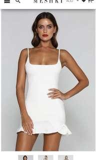 Meshki frilly dress