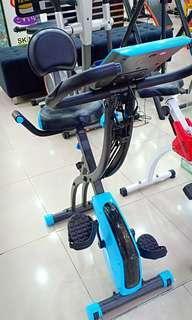 SepedaStatis Rope Bike