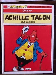 Cafe-Shell- Achille Talon - bous salue bien