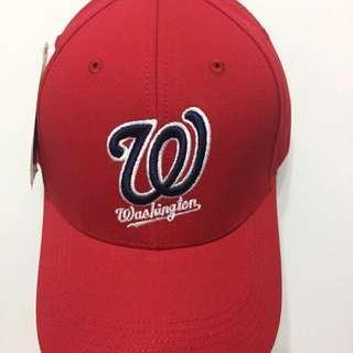 🚚 MLB 國民隊可調式棒球帽