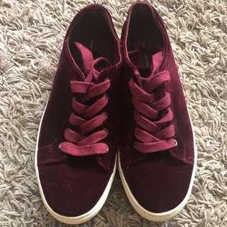 Zara Suede Shoes