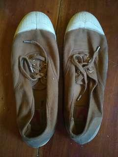 BENSIMON Brown Sneakers