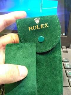 Rolex手錶 原裝 servise pouch