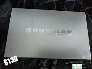 $100 Kryolan shimmering vision interferenz palette