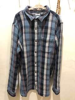 Heavyweight plaid flannel by GAP